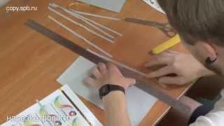 Цифровая печать визиток и фольгирование(, 2014-11-05T15:24:13.000Z)