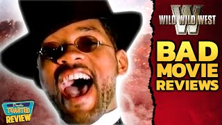 WILD WILD WEST BAD MOVIE REVIEW | Double Toasted