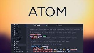 Atom, el Nuevo e Increible Editor de Codigo!