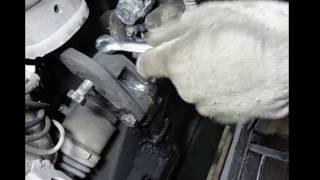 видео Кулиса коробки передач ваз 2110: меняем своими руками