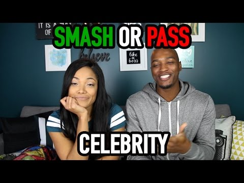 SMASH OR PASS CHALLENGE CELEBRITY EDITION