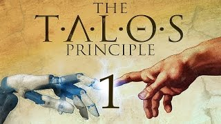 Thumbnail für das The Talos Principle Let's Play
