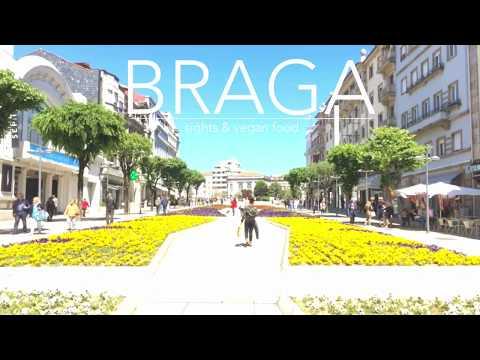 BRAGA | sights & vegan food | the vegan travelers