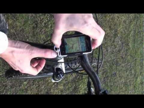 Bikehalterung für Sony Ericsson Xperia Active