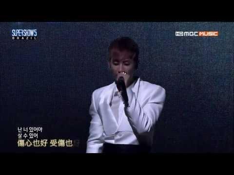 [HD特效繁中]Super Junior-Daydream(停留)
