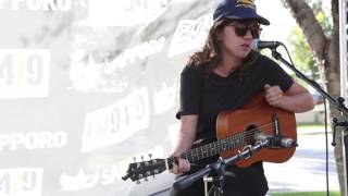 Courtney Barnett - Nobody Really Cares If You Don't Go To The Party [ACOUSTIC]