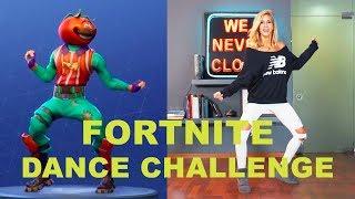 Çağla | Fortnite Dans Challenge | Video