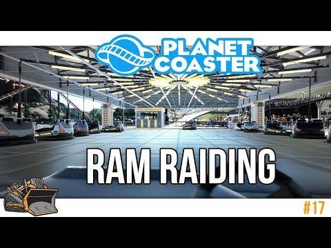 "Ram Raiding Stegg's Gingerbread House   Planet Coaster ""co-op"" series #17"