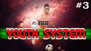 FIFA 13 Seasons Mode - Youth System #3 | Can Yesil Prove Himself