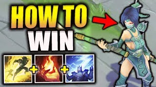 HOW TO HARD CARRY EVERY GAME WITH AKALI (GOD TIER SOLO QUEUE) 7.14 LEAGUE OF LEGENDS AKALI GUIDE