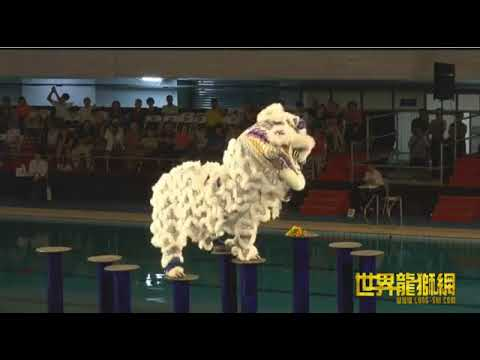 Chinese traditional art - lion dance