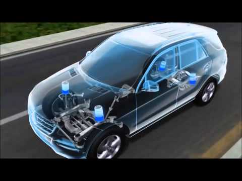 How Car Air Suspension Works