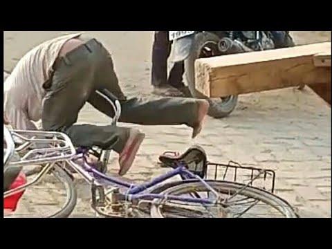 Download Very funny video Sharaabi🍾😅😃(Bhos** ke bete mauz kr di) 😁