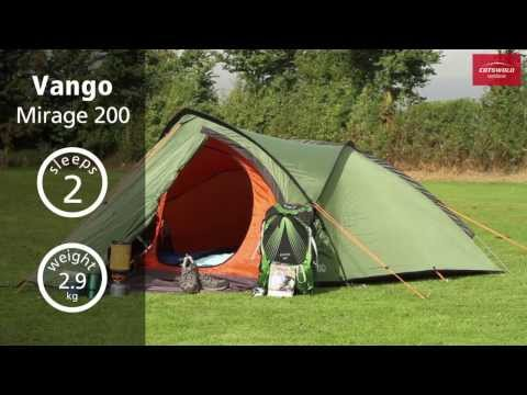 vango banshee 200 pitching instructions