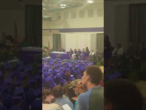 New Ulm High School Graduation Speech - 2018