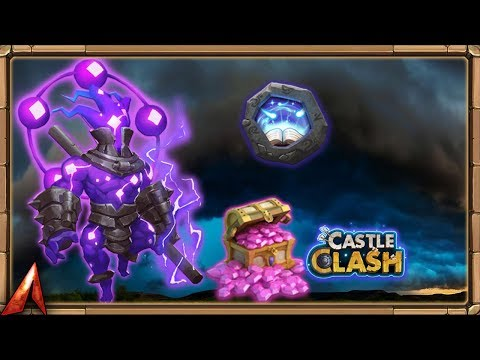 Looking For Storm Eater! Castle Clash