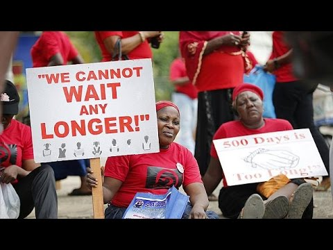 """The second anniversary of the kidnapping by Boko Haram of the """"Chibok Girls"""""""