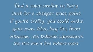 Deborah Lippmann - Fairy Dust Review and Swatch Thumbnail