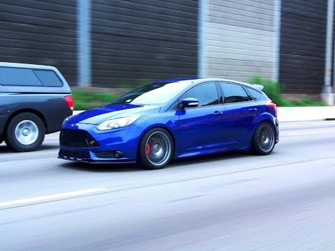 Ford Focus 2017: тест драйв Фокус ST от ТопЖыр