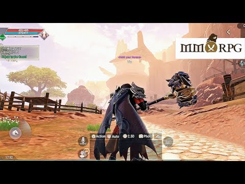 Top 10 Best English MMORPG Android, IOS Games 2019