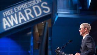 2017 Free Expression Awards