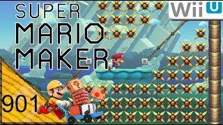 Super Mario Maker one level per day ★ 901 ★ Speedrun and challenges  ★ Christian ★ Deutsch