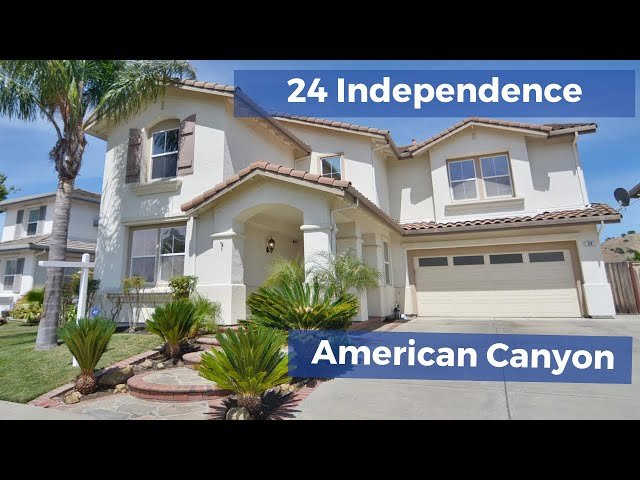 Gorgeous Home For Sale American Canyon | Spacious | Modern | 3,368 Sqft | 4 Beds | 3 Baths