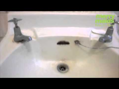 Merry Maids Before And After Bathroom Clean YouTube - Bathroom maid