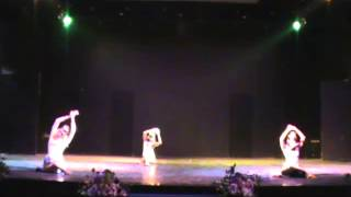 STKIP DANCE CREW Tari Ular (snake dance)