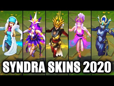 All Syndra Skins Spotlight 2020 (League of Legends)