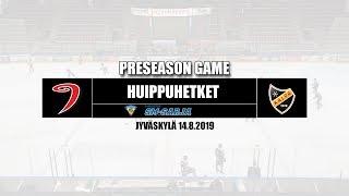 B-Nuoret Preseason 2019 - 2020: JYP vs. KalPa