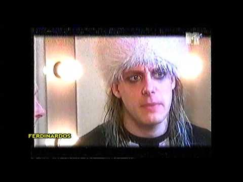 GRAVITY KILLS INTERVIEW ( PART 3 ) - HEADBANGERS BALL ( 1997 )