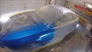 Painting Your Own Car At Home Video