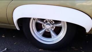 TEST fit 1969  impala fender  skirts