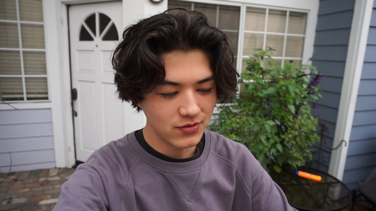 about me: half-japanese, hair, hobbies - youtube