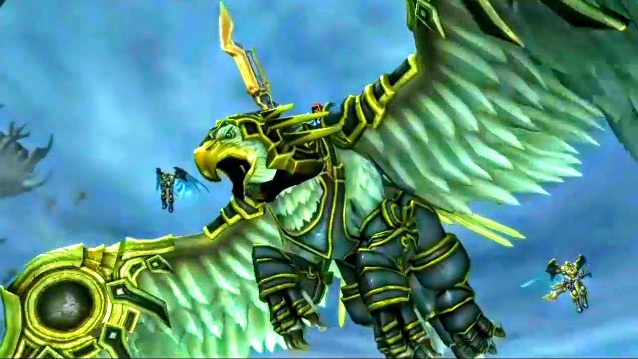 Flying Apocalypse: War...