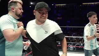 México Vs Argentina - Semifinal - God Level Fest México 2019 (Oficial)