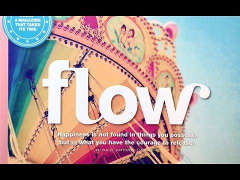 Flow Magazine Flip