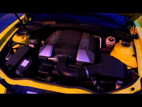 Chevrolet Camaro V8 6.2 видеообзор 0 250