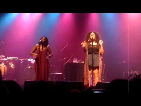 Floetry - Floetry Reunion Tour - Getting Late (Live)