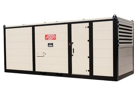 Arctic Power Generator CVS 200