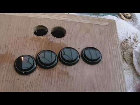 SNK Neo Geo Arcade Stick Build (Segasocks Flavour)