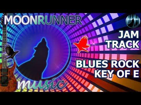 Jam Track | Mid-Tempo Blues Rock | Key Of E