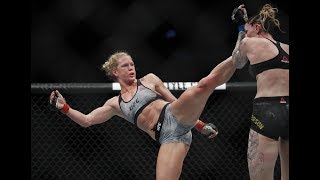 UFC 225 - Holly Holm vs Megan Anderson   Fight Recap   Review by  Hollywood Joe Tussing