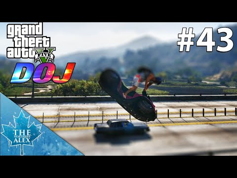 GTA V Department of Justice #43 - Extreme Watersports - Civilian