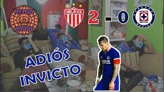 SEGUIMOS SIENDO LÍDERES!!!! / Necaxa 2 vs 0 Cruz Azul / REACCIÓN
