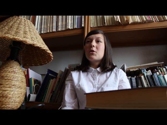 Изображение предпросмотра прочтения – ЕленаЛизогуб читает произведение «Детские упования» В.Я.Брюсова