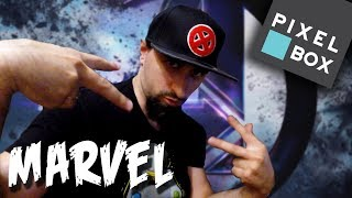 I'M THE AVENGER, Y'ALL || Pixel-Box - Marvel (Maj 2019) [UNBOXING]