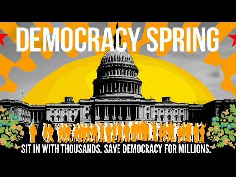 Join Cenk Uygur April 11th In Washington D.C. - Democracy Spring