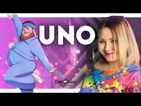 Little Big - UNO (Nika Lenina Russian Solo Version)